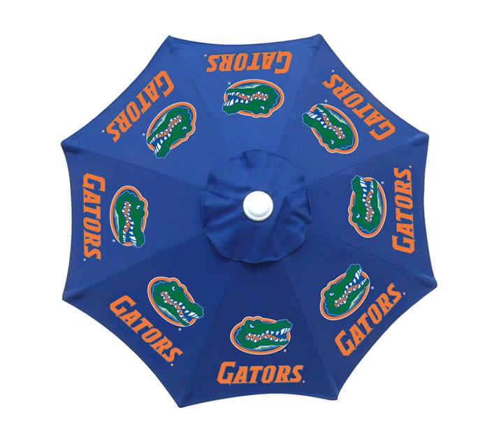 Collegiate Patio Tailgate Umbrellas College Logo