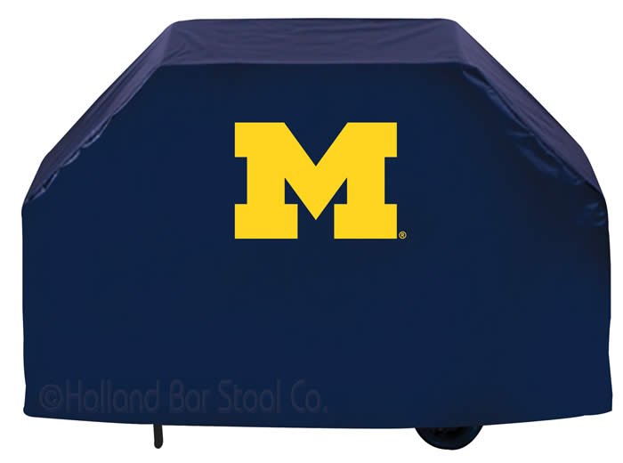 University of Michigan Gas Grill Cover