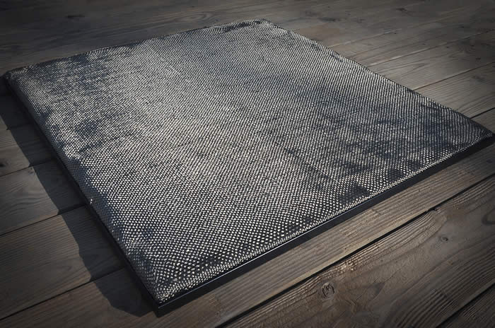 Deck Protect / DeckProtect / Fire Pit Heat Pad / Fire Pit ...