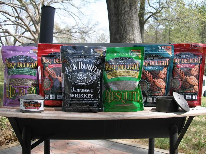 Bbqr S Delight Smoke Flavoring Wood Pellets Smoking